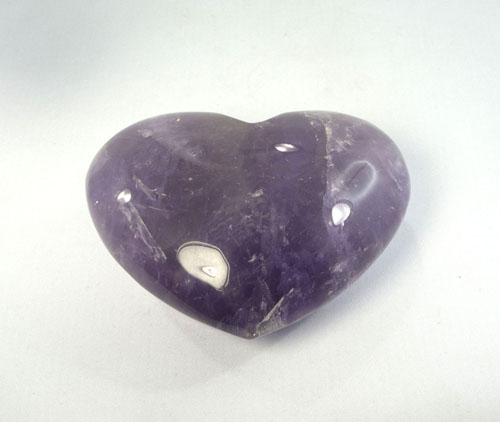 Herz Amethyst