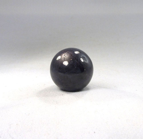 Saphir Kugel 20 mm