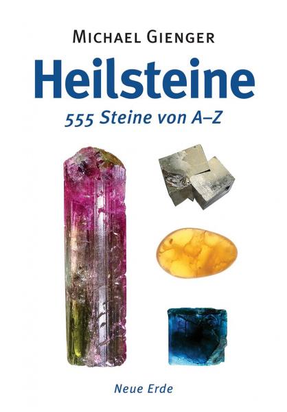 Gienger, Heilsteine A-Z Neu