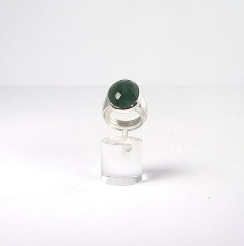 Unikat Ring Aventurin Oval