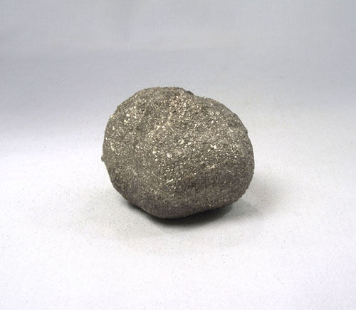 Unikat Pyri,t Kugel-Pyrit mittelgroß