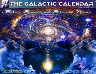 Mayakalender - 13 Moon Calendar
