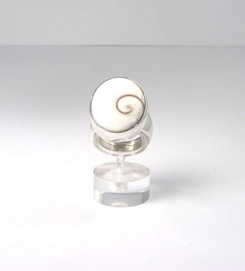 Unikat Ring Shivas Auge