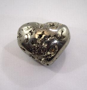 Herz Pyrit 60 mm