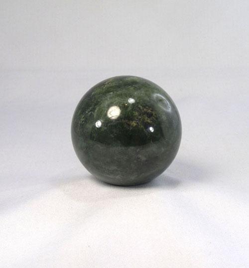 Nephrit Jade Kugel