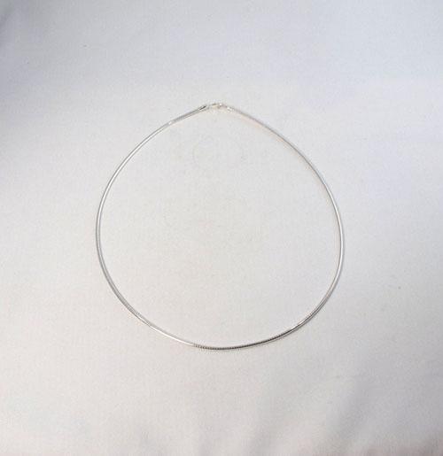 Omegareif Silber 2,0 mm