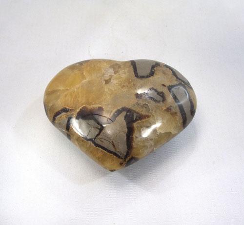 Unikat Herz Septarie