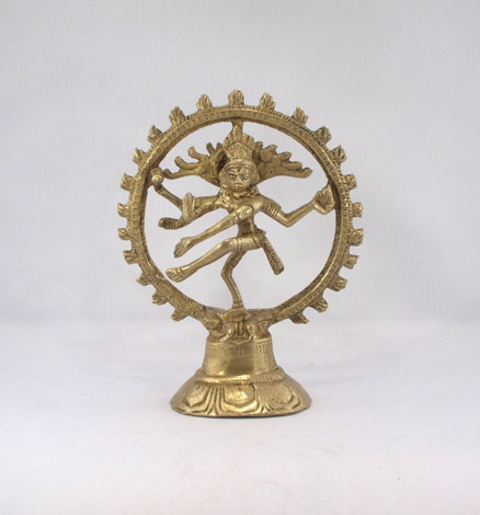 Shiva Nataraja Messing