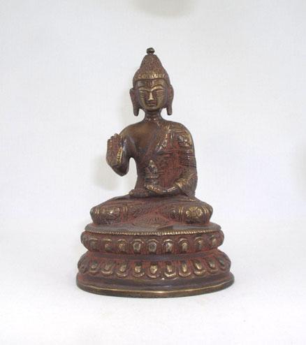 Medizinbuddha Bronze