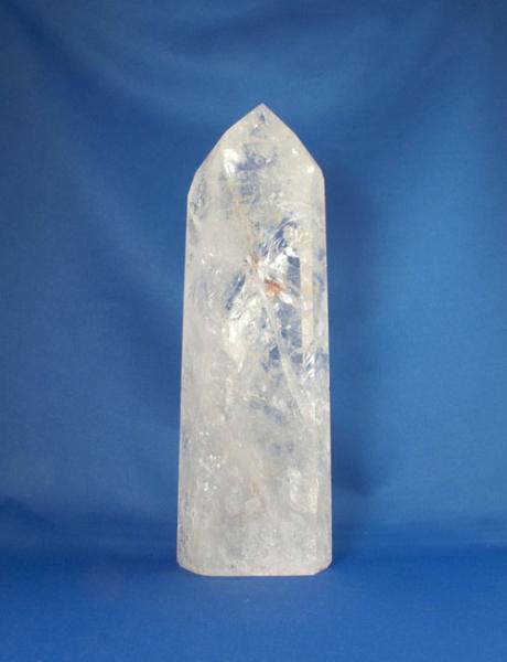 Bergkristall-Spitze XXL poliert