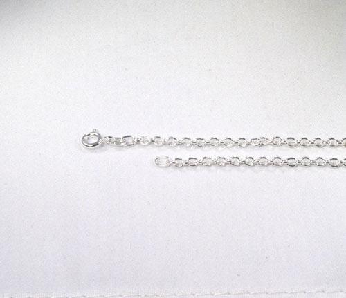 Ankerkette Silber 3 mm