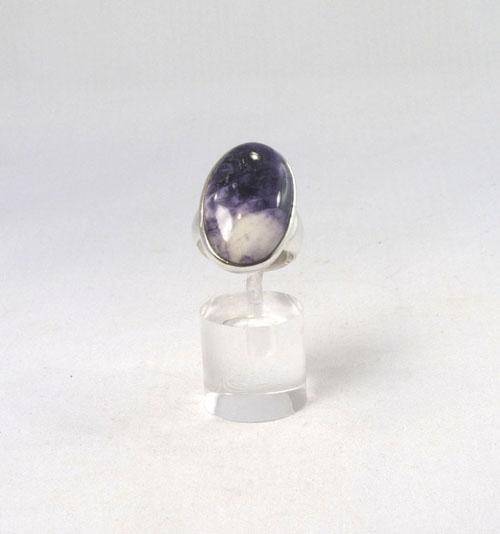 Ring Fluorit-Opal