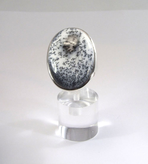 Ring Dendriten-Opal