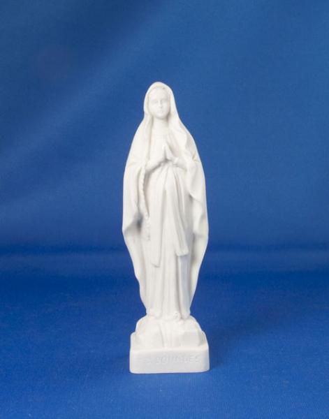 Maria Statue Alabaster klein