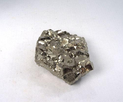 Pyrit Stufe Octaedrisch