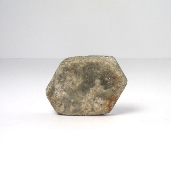 Unikat Saphir grün Kristall