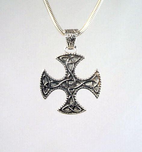Anhänger Kreuz Keltisches Kreuz