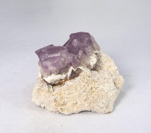 Fluorit pink Stufe