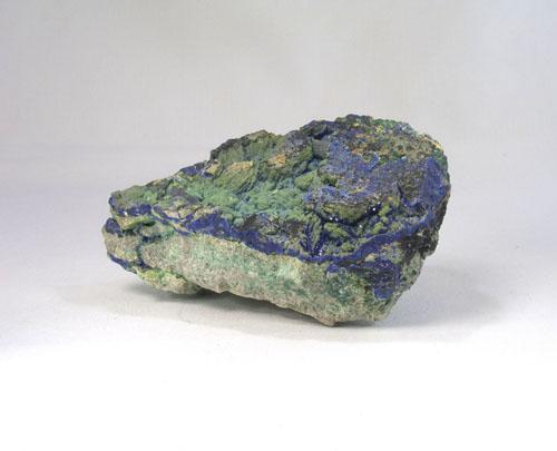Azurit-Malachit Stufe